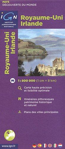 86105 ROYAUME-UNI/IRLANDE 1/800.000