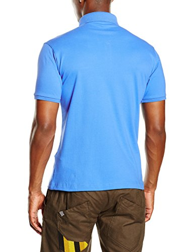 SALEWA Herren Poloshirt FANES CO S/S Royal Blue
