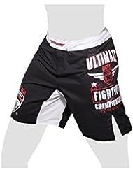 """Short MMA """"TORRANCE"""" Noir UFC"""