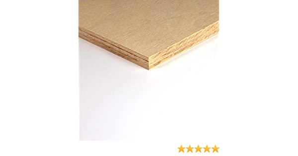 15mm Multiplex Zuschnitt L/änge bis 200cm Multiplexplatten Zuschnitte Auswahl 60x110 cm