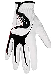 Srixon All Weather - Golf Gloves For Right Hand (Composite) Color: White Size: S