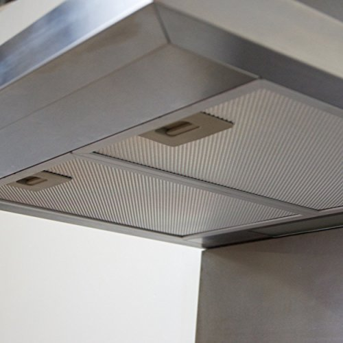 417rU7kOkNL. SS500  - Igenix Chimney Cooker Hood Extractor - 60 cm, Stainless Steel