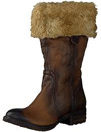 Suchergebnis auf für: Pakros STIEFEL Stiefel braun