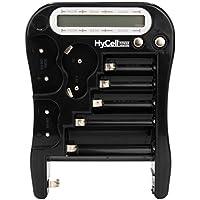 Ansmann 1900-0037 Negro - Medidor de energía y batería (AAA, LCD)
