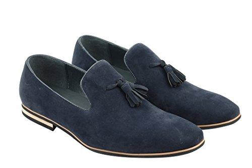 Xposed , Mocassins (loafers) homme Bleu - Blu (blu)