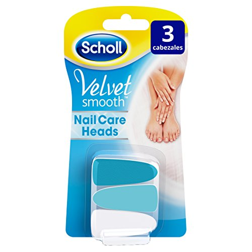 Scholl - Velvet Smooth Sublime Ongles Kit de Remplacement - recharge