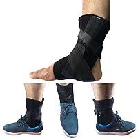 Wosonku Foot Drop Ankle Brace Support Guard Achilles Tendon Plantar fasciitis Stabilizer preisvergleich bei billige-tabletten.eu