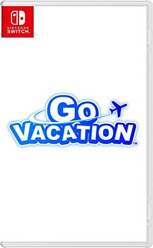 Go Vacation – [Nintendo Switch]