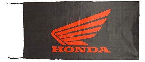 Honda Motorräder schwarz Flagge Banner 2,5x 5ft 150x 75cm -