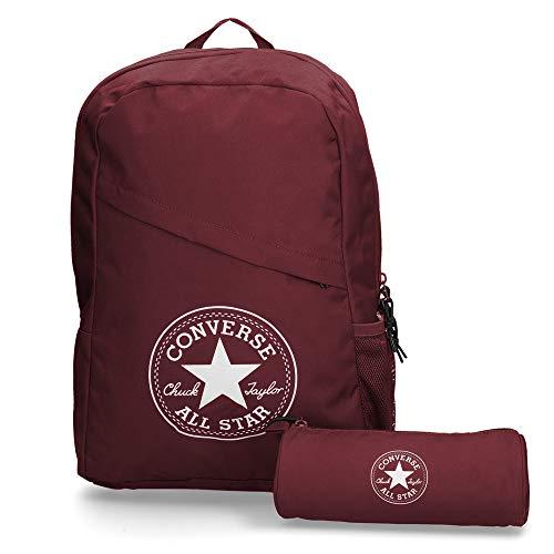 Converse Unisex mochila estuche Schoolpack XL set