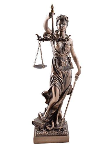 Lady Justice es una imagen clásica en varios lugares, como la justicia es un concepto casi universal que es buscar en cualquier cultura. Estatua de la gran dama de la justicia es una representación fiel y clara de esta constante casi universal. Esta ...
