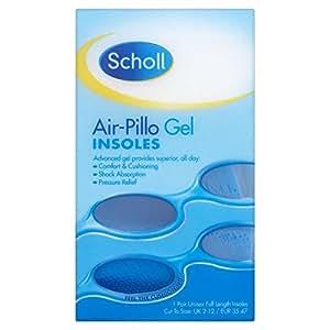 Scholl Shock Absorbing Comfort Plus Insoles
