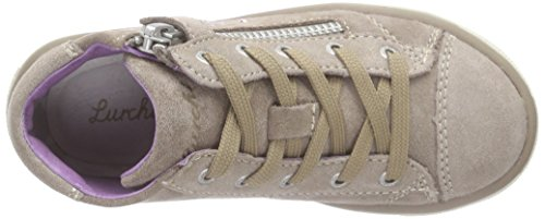 Lurchi  Stelly, Sneakers Basses fille Beige - Beige (taupe 27)