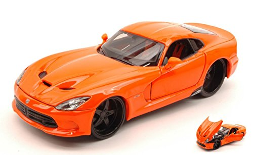 maisto-mi31363-dodge-viper-gts-srt-2013-orange-124-modellino-die-cast-model