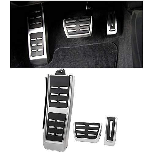 3pcs/Set DSG Automatic Pedali Per A4 S4 RS4 B8 Facelift Model
