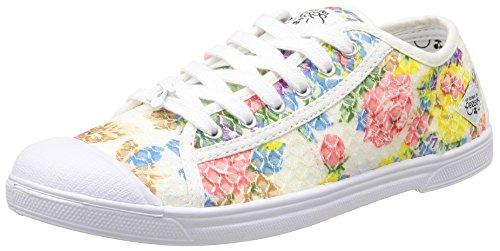 Le Temps des CerisesLtc Basic 02 - Sneaker Donna Multicolore (Bloom)