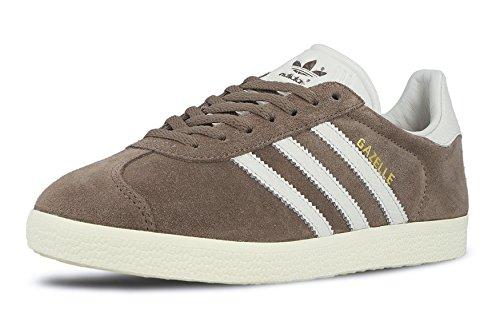 Sneaker Adidas Zapatillas Adidas Gazelle Gris 36 Gris
