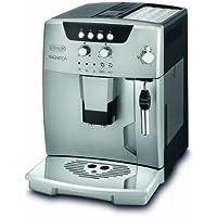 DeLonghi ESAM 04.120.S - Cafetera automática, 1450 W, color gris y negro