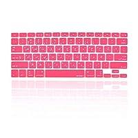 "Arabic Language Keyboard Cover for MacBook Pro 13"" 15"" 17"" and MacBook Air 13"" - Arabic/English"
