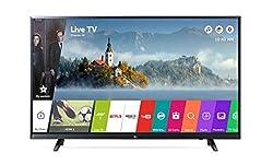 "LG 55UJ620V schwarz Ultra HD HDR 1500 PMI LED-TV 55"" (139 cm)"