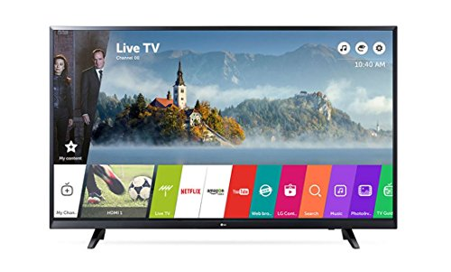 TV LED LG 55UJ620-55'/139CM - UHD 4K 3840X2160 IPS - 1500HZ PMI - HDR10/HDR-HLG - DVB-T2 UHD - SMART TV - AUDIO 20W - WIFI - B