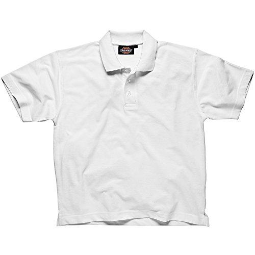 Dickies Polo Shirt White XXXL