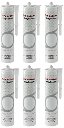 Firestone - EasySealant EPDM Teichfolienkleber - Kartusche - 6 x 290 ml