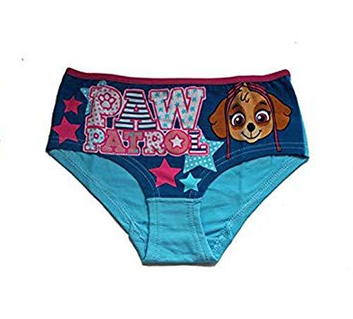 Nickelodeon Paw Patrol Mädchen Slip Unterwäsche (Hellblau, 92/98) (Nickelodeon Mädchen Unterwäsche)