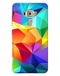 Back Cover for Asus Zenfone 3 ZE552KL