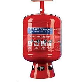 Feuerlöscher Spezialstativkopf Sprinkler Automatische 6kg Pulver
