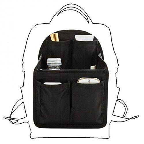 Taschenorganizer, Bag in Bag Organizer, Rucksack Organizer,Taschenorganizer für Rucksack,Nylon Organizer Tasche