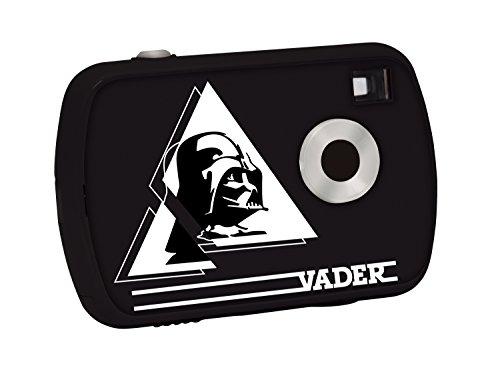 Usb Schwarz Thermal (Lexibook Star Wars SW017DJ 1.3 MP Digitalkamera 8 MB Interner Speicher - Darth Vader)