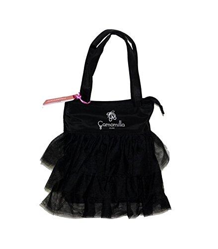 Camomilla Milano , Sac pour femme à porter à l'épaule noir noir