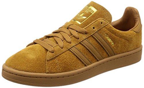adidas Herren Campus CQ2046 Sneaker, Mehrfarbig (Brown 001), 46 EU
