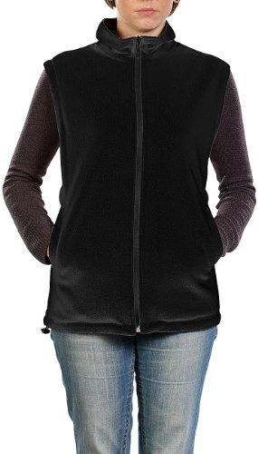 Preisvergleich Produktbild PEARL urban Infrarot-beheizte Fleece-Weste, Größe XXL