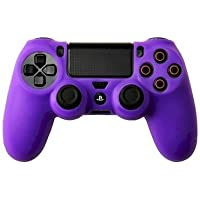 COVER IN SILICONE VIOLA PER CONTROLLER PS4 DUAL SHOCK 4 PLAYSTATION 4