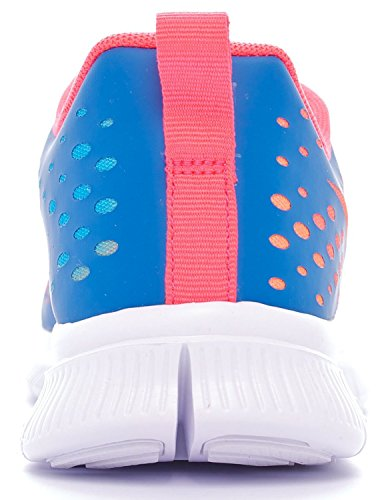 Nike Free Express 641862 Unisex-Kinder Sneakers Try blue/White/Crimson
