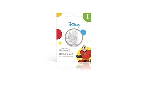 IMPACTO COLECCIONABLES Disney A-Z Collection X Is For Rex Silver-Plated Commemorative in Retail Pack