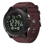 Smart Digitaluhr Bluetooth Schrittzähler Kalorienfernkamera Armbanduhren Fashion Sport Clock Smartwatch Für iPhone Android