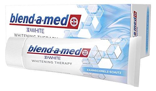 Blend-a-med 3D-White Whitening Therapy Zahnpasta, Zahnschmelz-Schutz, 75 ml -