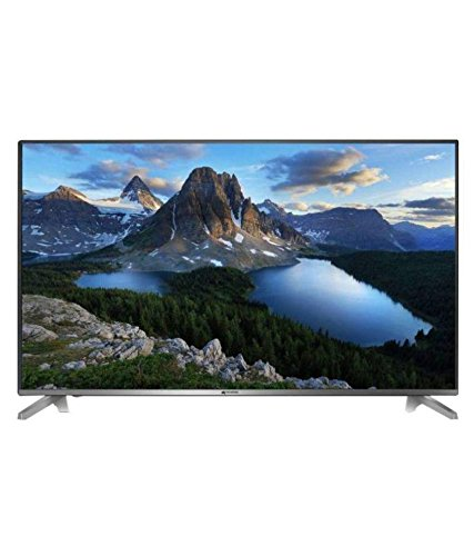 Micromax 127 cm (50 inches) Canvas S-50 Full HD LED Smart TV (Black)  available at amazon for Rs.39700