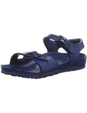 Birkenstock Rio EVA Unisex-Kinder Knöchelriemchen Sandalen