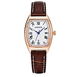 Fashion Watch Diamond ladies watch/ strap waterproof watch/Simple quartz watch-C