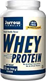 Jarrow Formulas, 100% Natural Whey Protein, French Vanilla Flavor, 32oz (908g) Powder