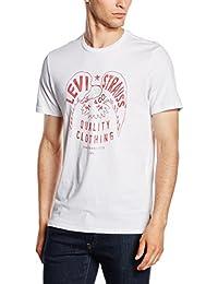 Levi's Herren T-Shirt Graphic Set-In Neck 2