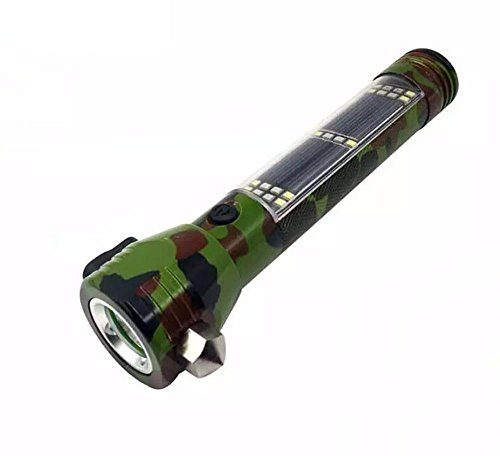 Bombilla Modelo: Luz principal: CREE-XPE Luz lateral: Panel solar LEDmaterial] lente: espejo plano ópticoPosición de trabajo: luz principal de 7 velocidades: flash alto y bajo Luz lateral: alta y baja (luz blanca). Ráfaga de flash (flash rojo y azul)...
