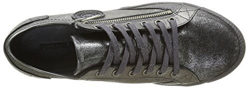 Pataugas Jester/Ms F4b, Baskets Basses Femme Argent