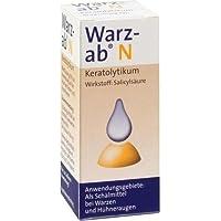 WARZ AB N KERATOLYTIKUM 10ml 4800275 preisvergleich bei billige-tabletten.eu