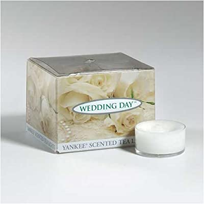 Wedding Day Tealights Yankee Candle by Yankee Candle Company