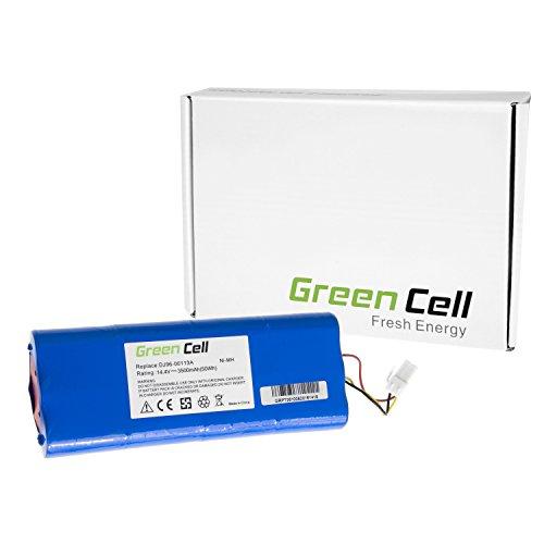 Green Cell® SAM14.49B Batteria per iRobot Samsung Navibot (Ni-MH pile 3500mAh 14.4V)
